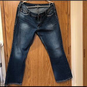 Silver Jeans EUC